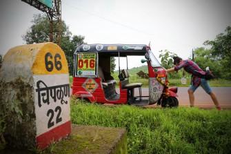 Surviving the Rickshaw Challenge