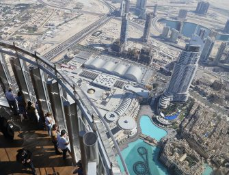 The Burj is the Word