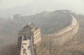 Choking in China