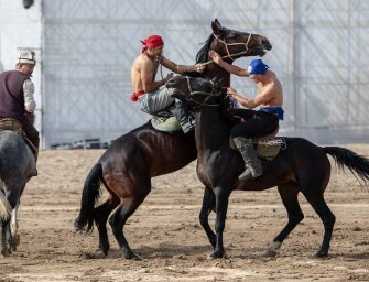 The World Nomad Games